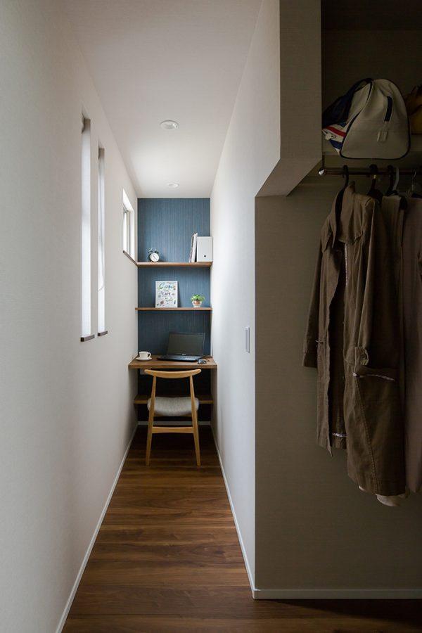 半個室の自分だけの書斎