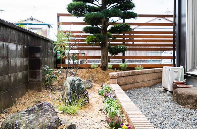 四季を感じる和の庭