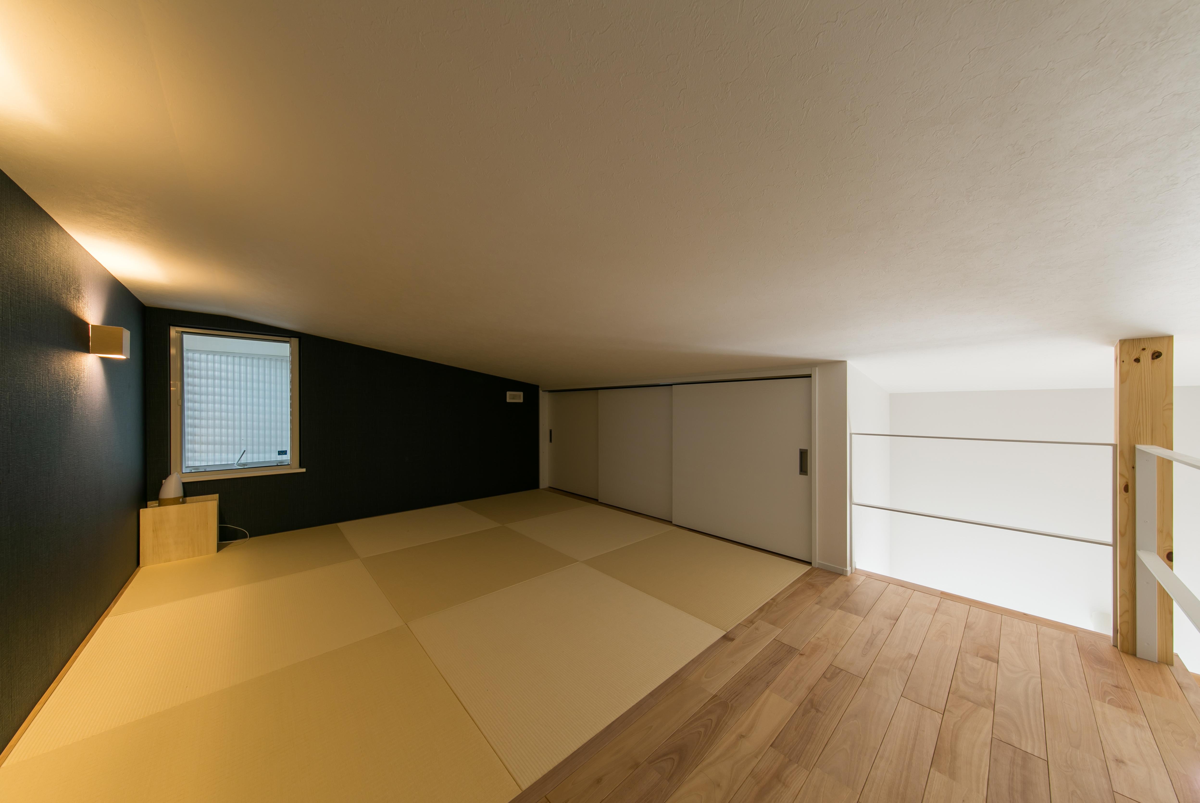 寝室/草津 S様邸 | 滋賀で設計士とつくる注文住宅 ルポハウス